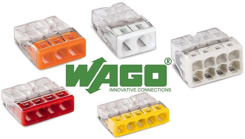 Клеммники WAGO – вместе и навсегда!