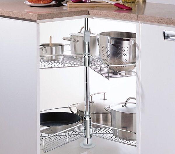 Мебельная фурнитура Boyard ERGOLINE – Создайте кухню вашей мечты.