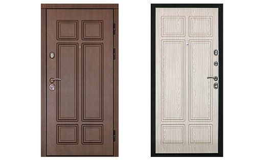 Форпост Консул. Надежная входная дверь – гарантия безопасности.