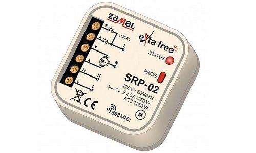 Контроллеры рольставней EXTA FREE от Zamel.