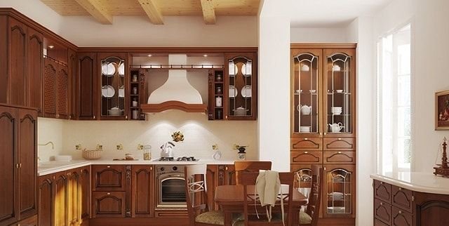 Ремонт на кухне – радость для всех.