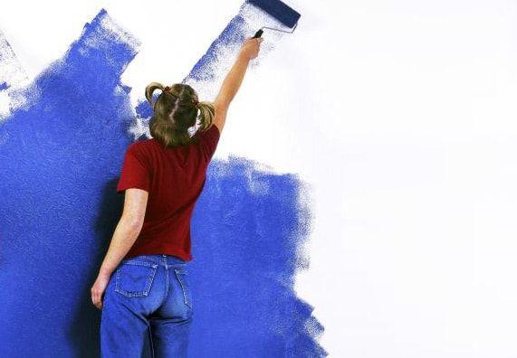 Творческий подход к краске