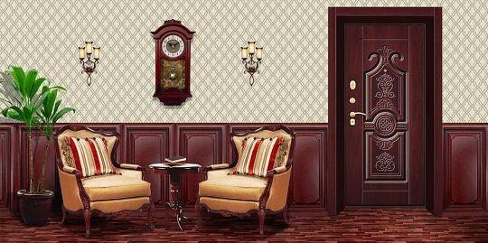 Входные двери эльбор. От классики до авангарда.
