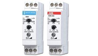Новый светорегулятор ABB – тоньше некуда.