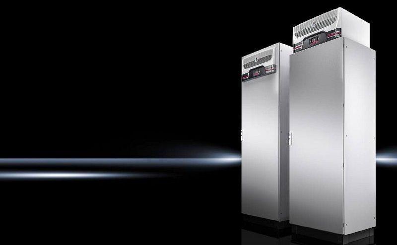 Потолочные холодильные агрегаты Rittal Blue e+