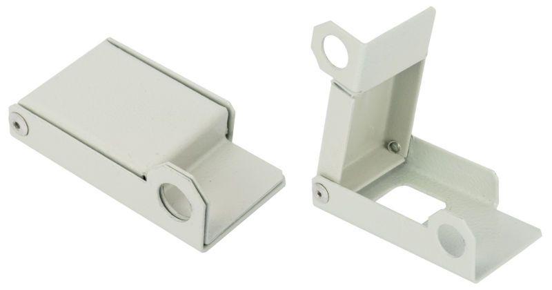 Новый патент EKF – щитовые металлические накладки для замков.