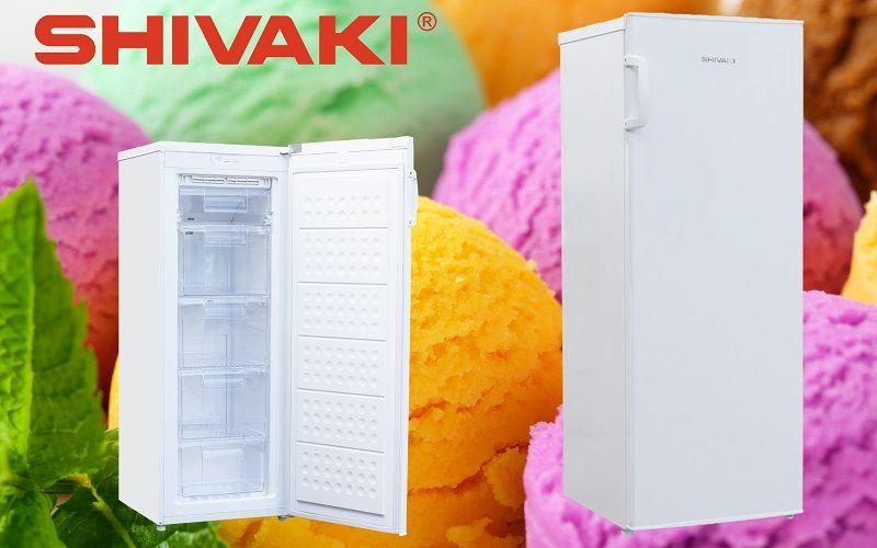 Морозильная камера SHIVAKI FR-1442NFW.