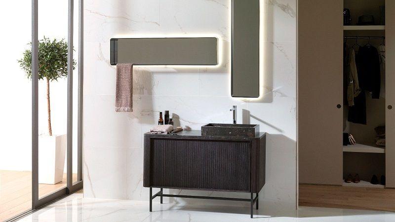 Blind от Gamadecor — уникальные ванные комнаты с ретро-нотками.