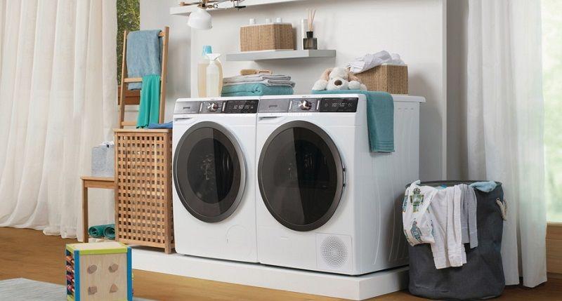 Революция в мире стиральных и сушильных машин – Gorenje WaveActive.