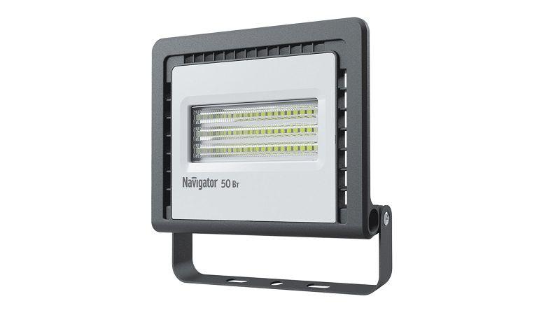 Светодиодные прожекторы Navigator NFL-01 мощностью 30...50 Вт.