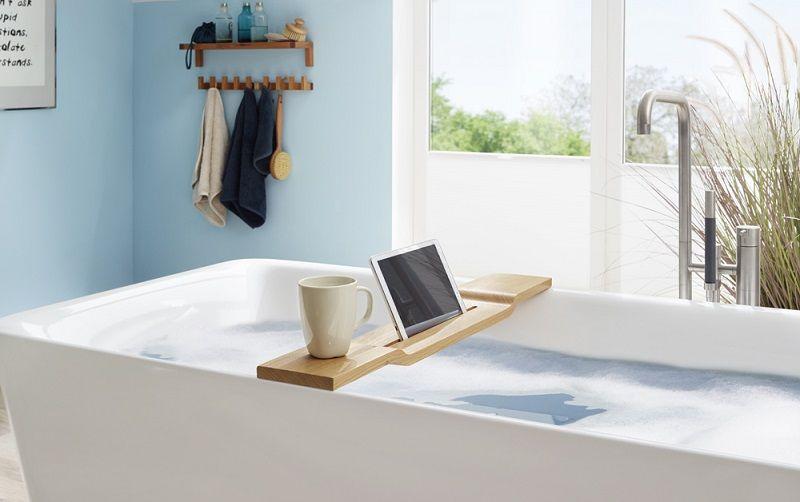 Оборудование Bette – развлекательный комплекс в ванной комнате.