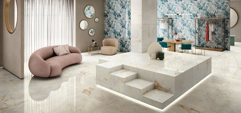 Новая серия керамической плитки Jungle – вдохновение природы от Ceramiche Piemme.