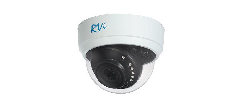Новые камеры «4 в 1» RVi-HDC321 (2.8) и RVi-HDC421 (2.8) (black).
