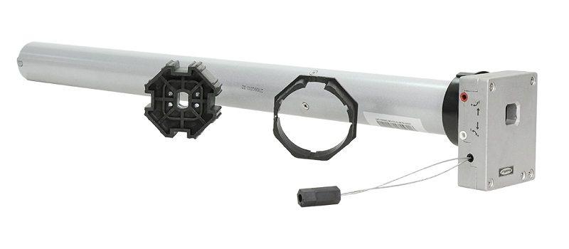RS50/12L: новый внутривальный привод с расцепителем для рольставен.