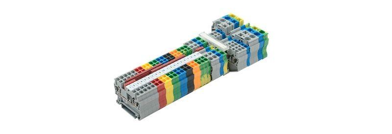 Клеммы пружинные КПИ IEK: надежное соединение при любых режимах работы.