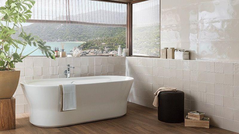 Коллекция Studio от Porcelanosa — яркая отделка кухонь и ванных комнат.