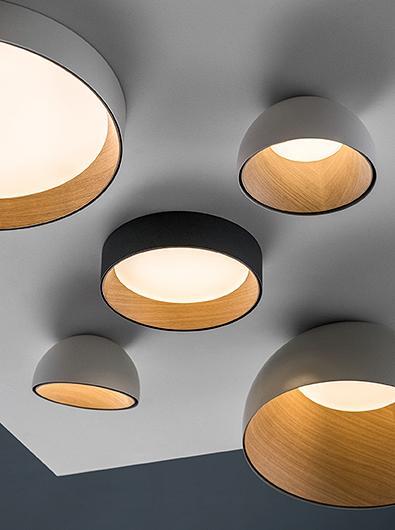 Коллекция светильников Vibia Duo от дуэта Ramos & Bassols.