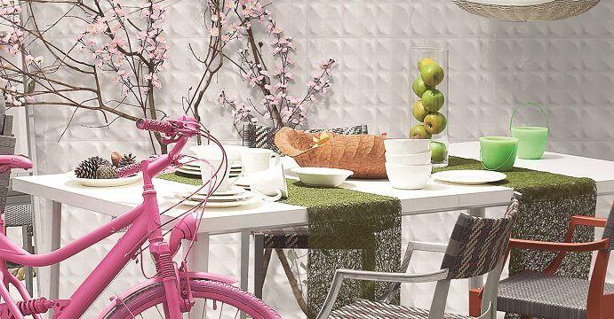 Керамическая плитка Azteca. Модные тенденции керамической плитки.