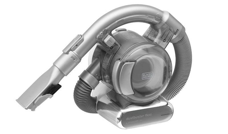 Ручной аккумуляторный пылесос - Black and Decker RU 18V Flexi.