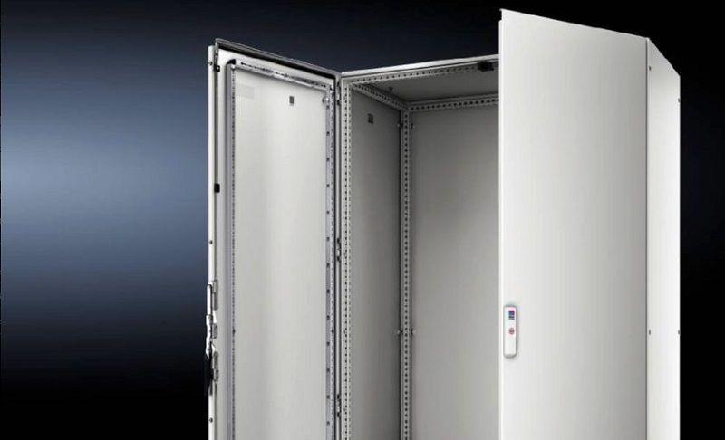 Новые крупногабаритные шкафы Rittal VX25.