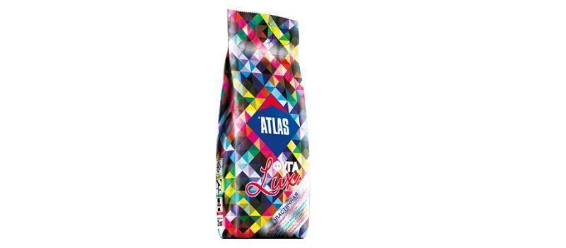 Затирка ATLAS. ATLAS LUX.
