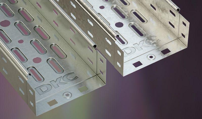 Модернизация лотков для открытой проводки DKC S5 Combitech.