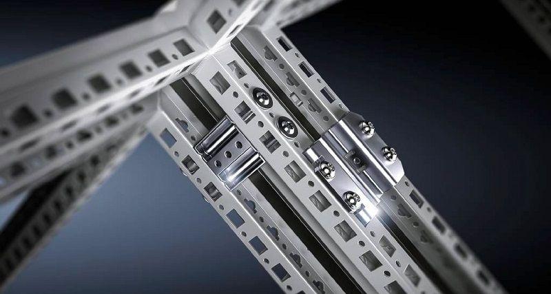 «Чем меньше — тем лучше» — Новая система крупногабаритных шкафов Rittal VX25.