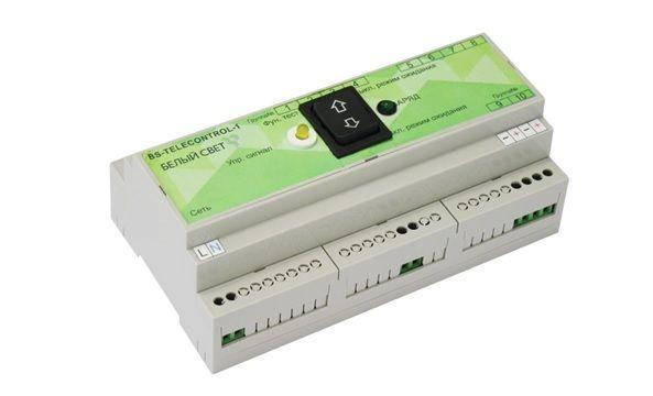 Устройство удаленного управления светильниками BS-TELECONTROL-1.