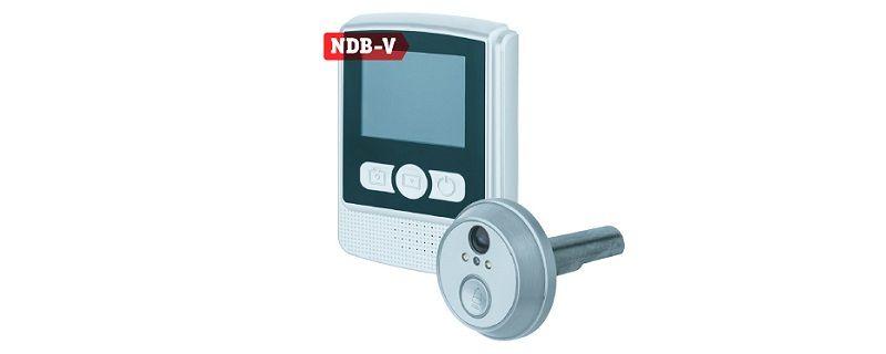 Дверной видеоглазок – Navigator NDB-V.