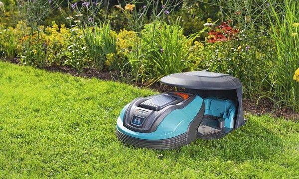 Gardena R50Li. Робот газонокосилка - Помощник в каждом саду.