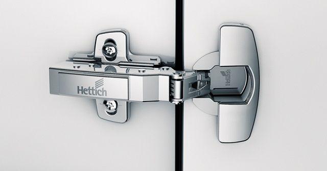 Hettich Sensys. Современные петли, для современной мебели.