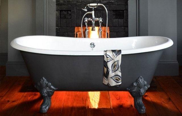 Реставрация старой ванны: варианты, технология.